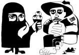Black and White. Niepoprawny komiks i animacja